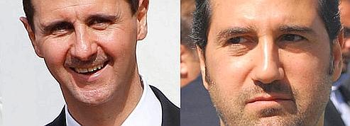 En Syrie, Assad recadre son cousin, symbole de corruption