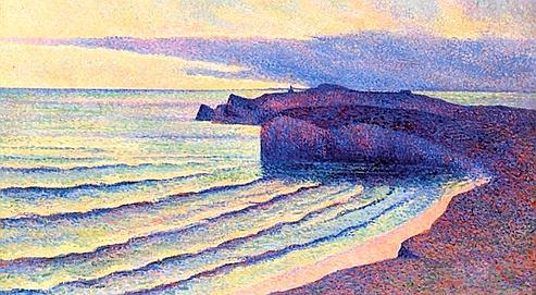 Turner, Monet, Corot... Le musée des Beaux-Arts de Quimper accueille cet été une exposition de représentations de paysages réalisées en Bretagne au cours du XIXe siècle