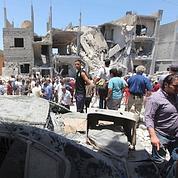 Le régime libyen en négociations