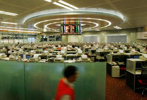 La Bourse de Hongkong attire toujours