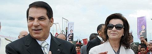 Les Ben Ali condamnés à 35 ans de prison par contumace