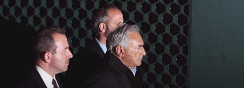 L'onde de choc de l'affaire DSK <br/>modifie le paysage politique<br/>