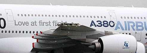 Un A380 coréen remplace le modèle accidenté au Bourget