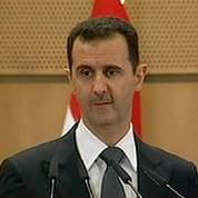 Bachar el-Assad évoque un «dialogue national»