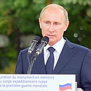Syrie : Poutine se différencie