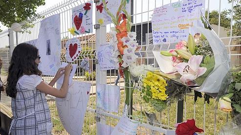 Collégienne tuée : une rivalité amoureuse au coeur du drame