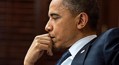 Le jeu très prudent d'Obama en Libye