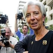 FMI : Washington encourage Lagarde