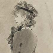 La vie en images de Sarah Bernhardt