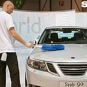 Saab en danger de mort