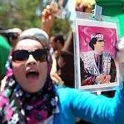 Kadhafi nargue l'Otan et parie sur la lassitude