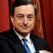 Mario Draghi nommé président de la BCE