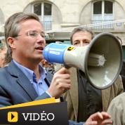 Dupont-Aignan : «Vive la Grèce libre !»