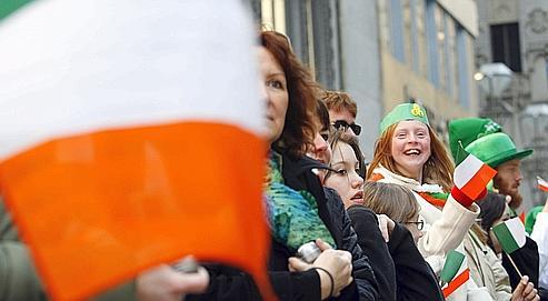 L'espoir d'une reprise revient en Irlande