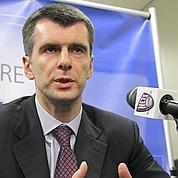 L'oligarque Prokhorov se lance en politique