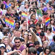 A Paris, une Gay Pride très politique