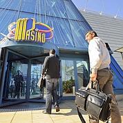 Le casino d'Aix braqué, un policier blessé