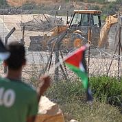 Israël déplace le mur de sécurité en Cisjordanie