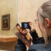 Mona Lisa en «garde à vue»