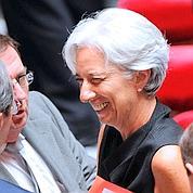 FMI : les États-Unis soutiennent Lagarde