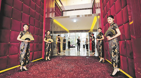 L'hôtellerie haut de gamme parisienne s'apprête à accueillir le Mandrin Oriental, qui ouvre ses portes mardi. (Crédits photo : Mandarin oriental)