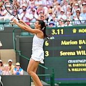 Marion Bartoli élimine Serena Williams