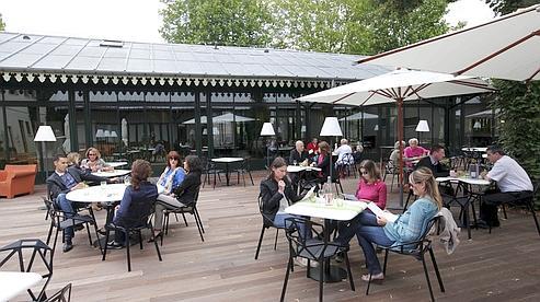 Les tables de l 39 t paris la grande verri re - La grande verriere jardin d acclimatation ...