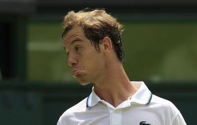 Gasquet encore stoppé par Murray