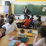 Le niveau des élèves progresse en français