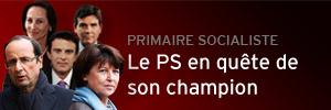 Primaire socialiste PS