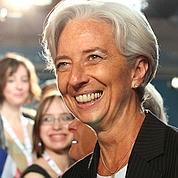 Christine Lagarde prend la tête du FMI