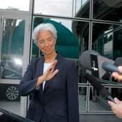 Les félicitations pleuvent sur Lagarde