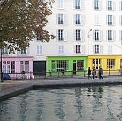 Canal Saint-Martin, atmosphère, atmosphère…