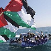 La «Flottille pour Gaza» victime d'avaries