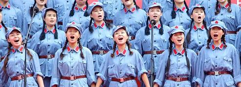 La «fièvre rouge» s'est emparée de Chongqing