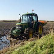 Amélioration du revenu des agriculteurs en 2010