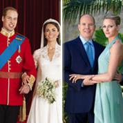 Monaco-Royaume-Uni : le match des mariages
