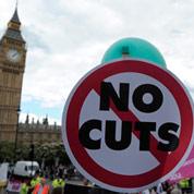L'avertissement des syndicats à Cameron