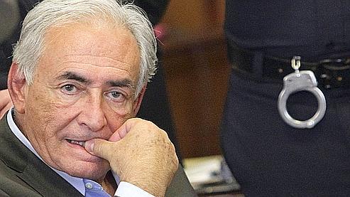 Dominique Strauss-Kahn est assigné à résidence depuis fin mai.
