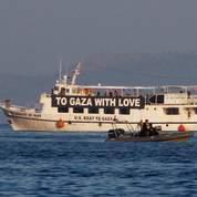La Grèce stoppe la «flottille pour Gaza»