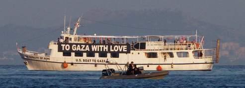 La Grèce empêche le départ<br /> de la «flottille pour Gaza»<br /> » border=»0″ /></a></span></strong></p> <p><strong><span style=
