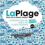 Sable chaud et concerts sur La Plage de Glazart