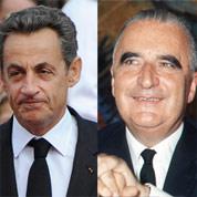 Sarkozy va rendre hommage à Pompidou