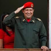 Le retour triomphal de Chavez au Venezuela