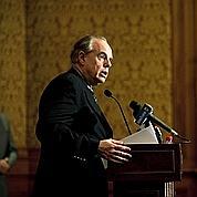 Mitterrand répond à Luchini