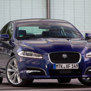 La Jaguar XF à l'épreuve du réalisme