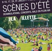 Scènes d'été, tour du monde en musique