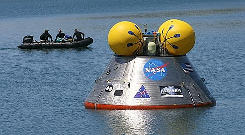 La Nasa a l'exploration de Mars en ligne de mire