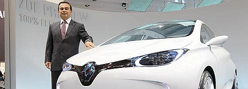L'État se retire des batteries électriques de Renault
