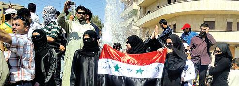 Les jeunes dissidents syriens trouvent leur voix